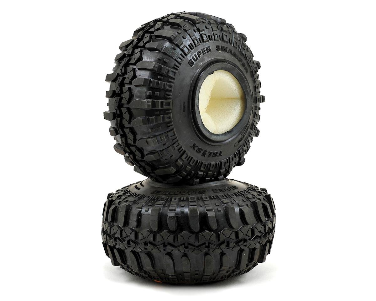 "Interco TSL SX Super Swamper XL 1.9"" Rock Crawler Tires (2) (G8) by Pro-Line"