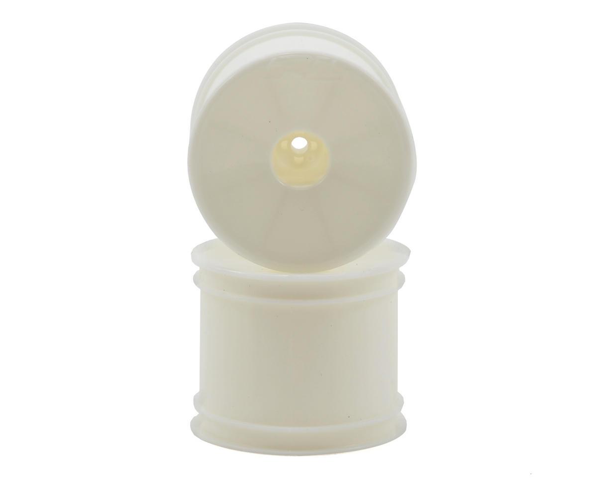 Pro-Line Velocity Rear Rims (Dyeable White) (2) (T3/T4/GT)