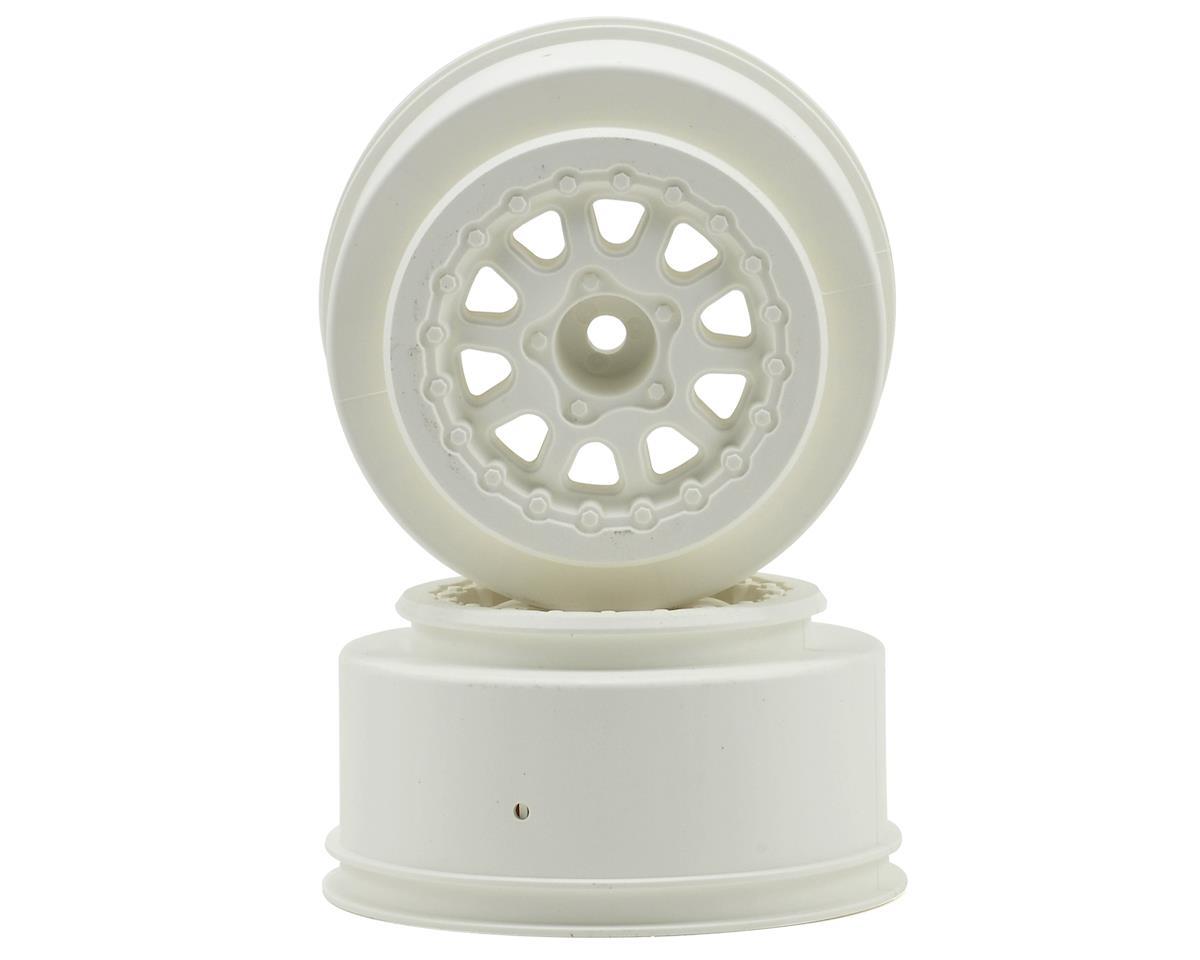 Pro-Line Renegade One-Piece Short Course Wheels (White) (2) (SC6/Slash/Blitz)