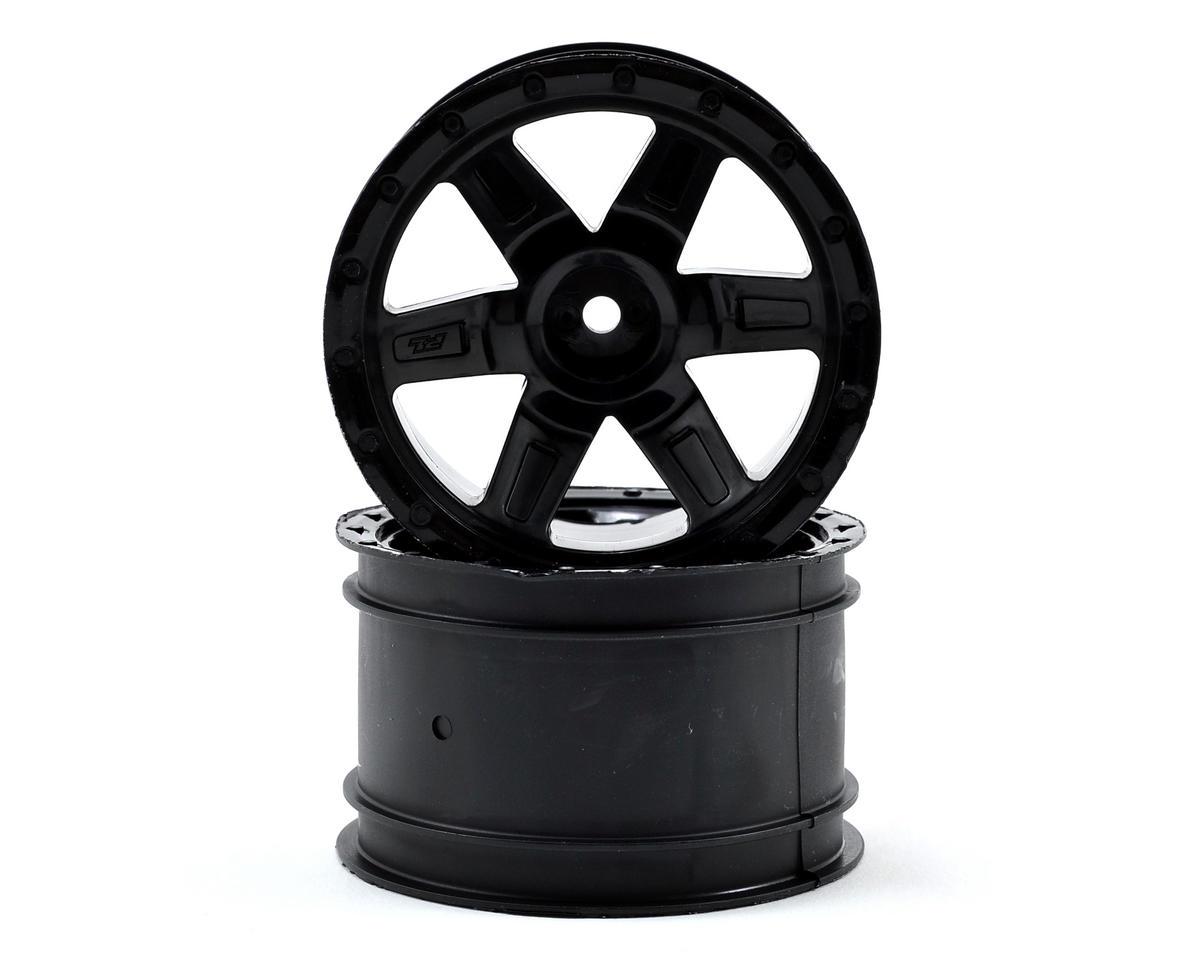 """Pro-Line Desperado 2.2"""" Wheels (2) (Black)"""