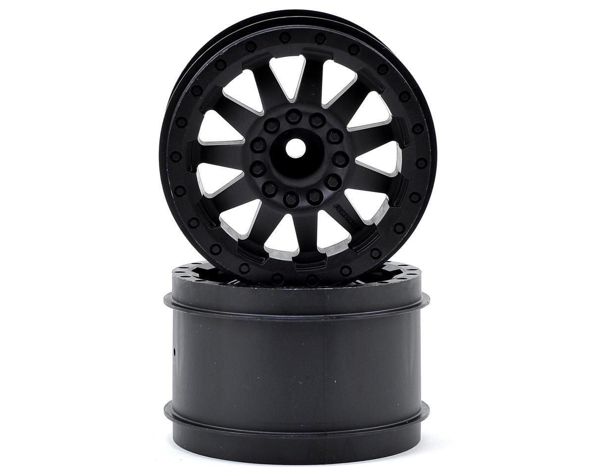 """30 Series F-11 2.8"""" Rear Nitro Wheels (2) (Black) by Pro-Line"""