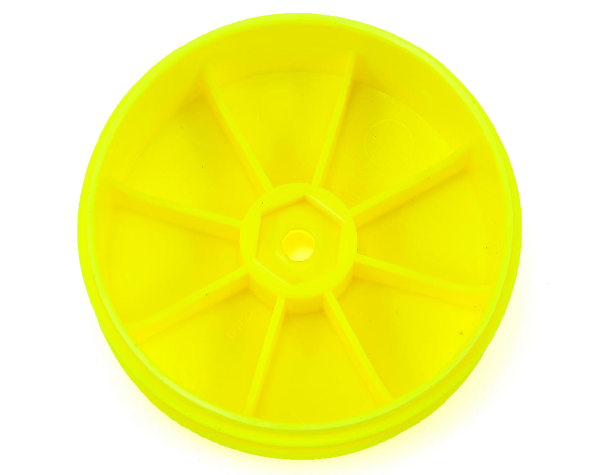 "Pro-Line Velocity ""VTR"" 2.4"" Front Wheels (2) (B6/RB6) (Yellow)"