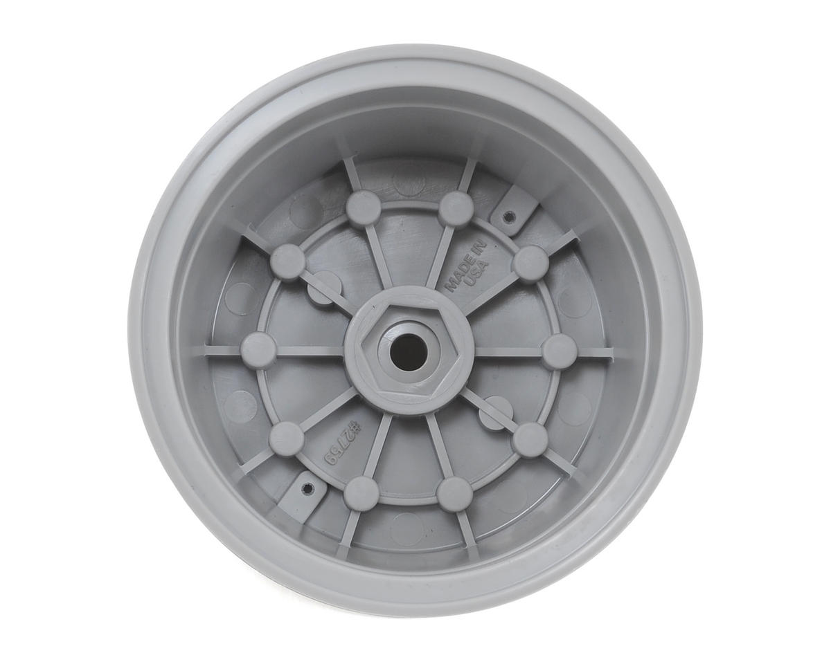 "Pro-Line Clod Buster Brawler 2.6"" Stock Offset Wheel (2) (Gray)"
