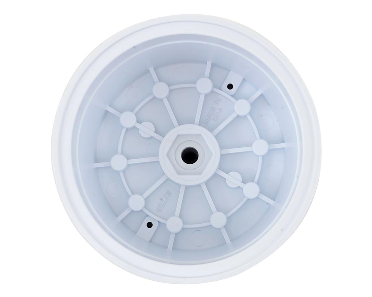 "Pro-Line Clod Buster Brawler 2.6"" Stock Offset Wheel (2) (White)"