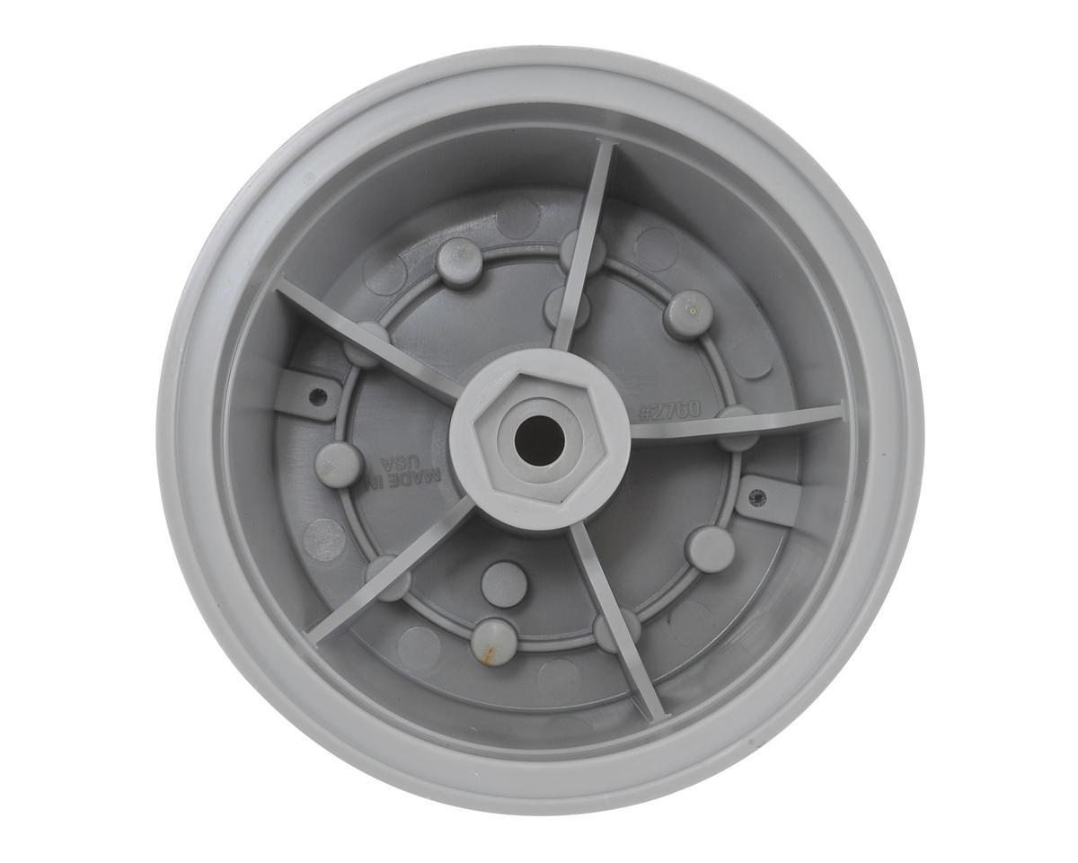 "Pro-Line Clod Buster Brawler 2.6"" Wheel (Gray) (2) (+17.5mm Offset)"