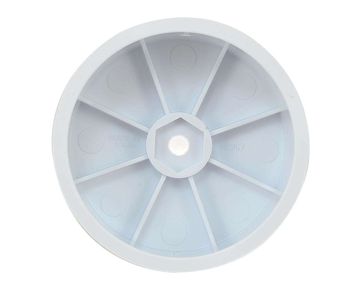 """Pro-Line Velocity VTR 2.2"""" 4WD Front Buggy Wheels (2) (White)"""