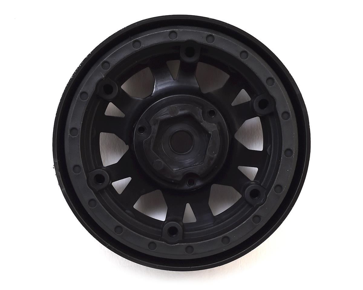 "Pro-Line Impulse 1.9"" Bead-Loc Wheels (Black) (2)"