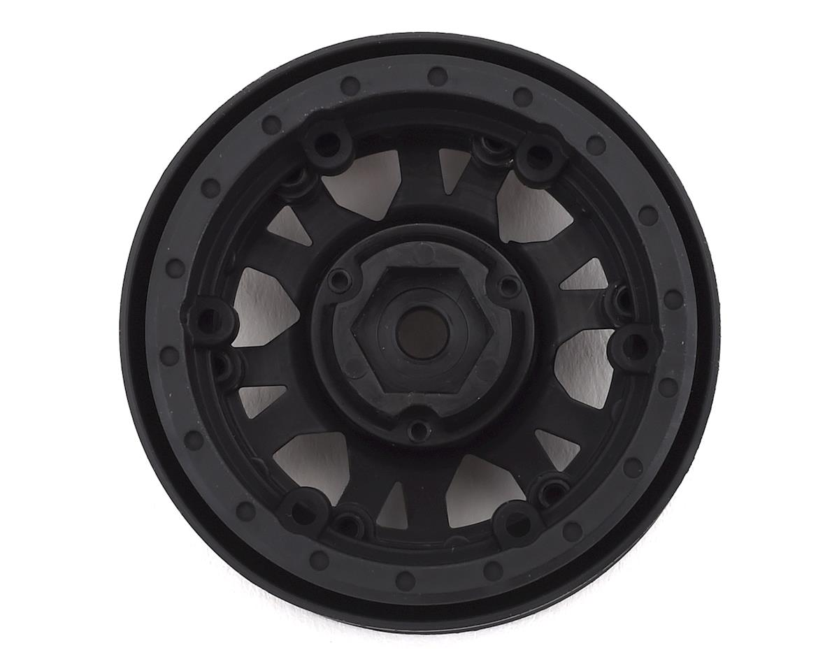 "Pro-Line Impulse 1.9"" Bead-Loc Wheels (Black/Silver) (2)"