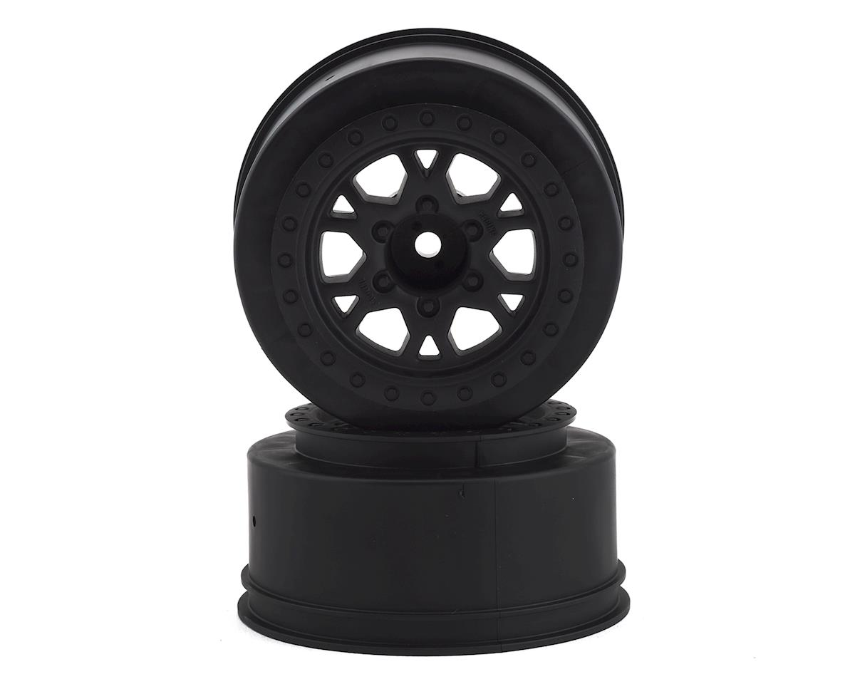 "Pro-Line Impulse 2.2""/3.0"" Black Front Wheels (2) (Slash Front)"