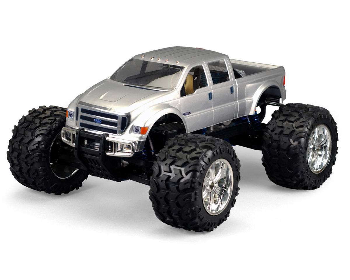 Pro-Line Ford F-650 Monster Truck Body (Clear)