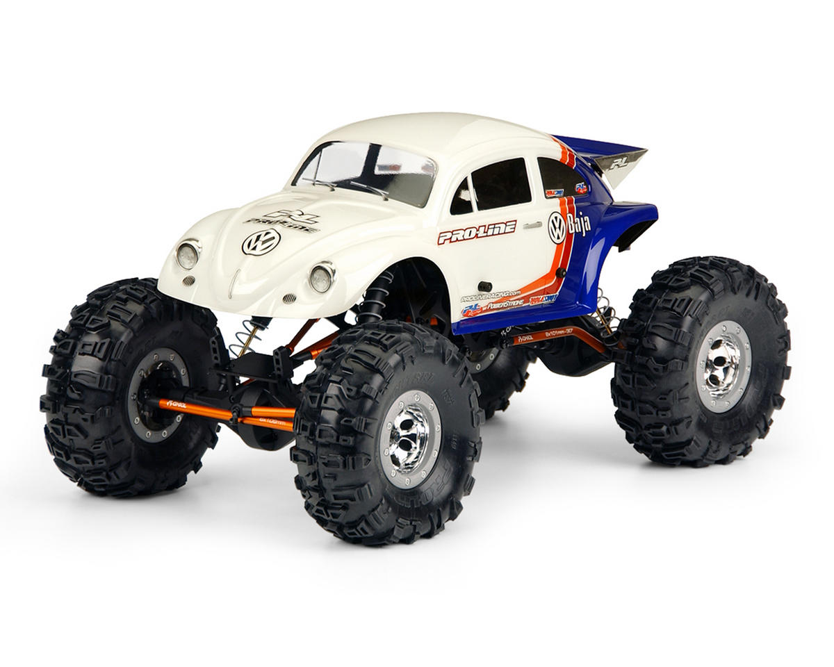 Pro-Line Volkswagen Baja Bug Body (Clear) (1/10th Rock Crawler)