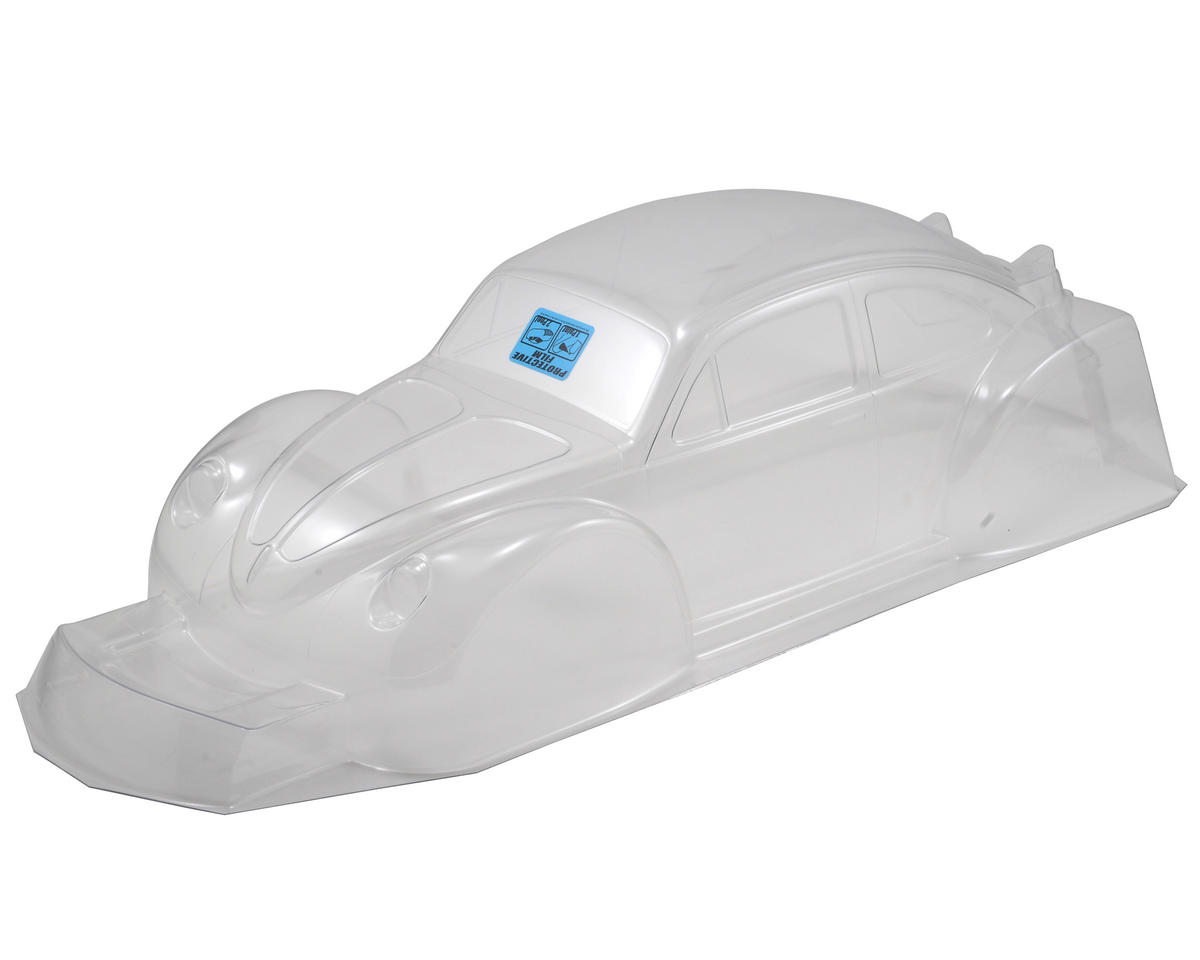 Volkswagen Full Fender Baja Bug Body (Clear) (Slash/Slash 4x4) by Pro-Line