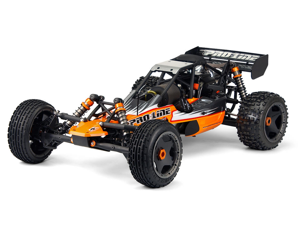 Pro-Line Desert Rat Body (Clear) (Baja 5B)