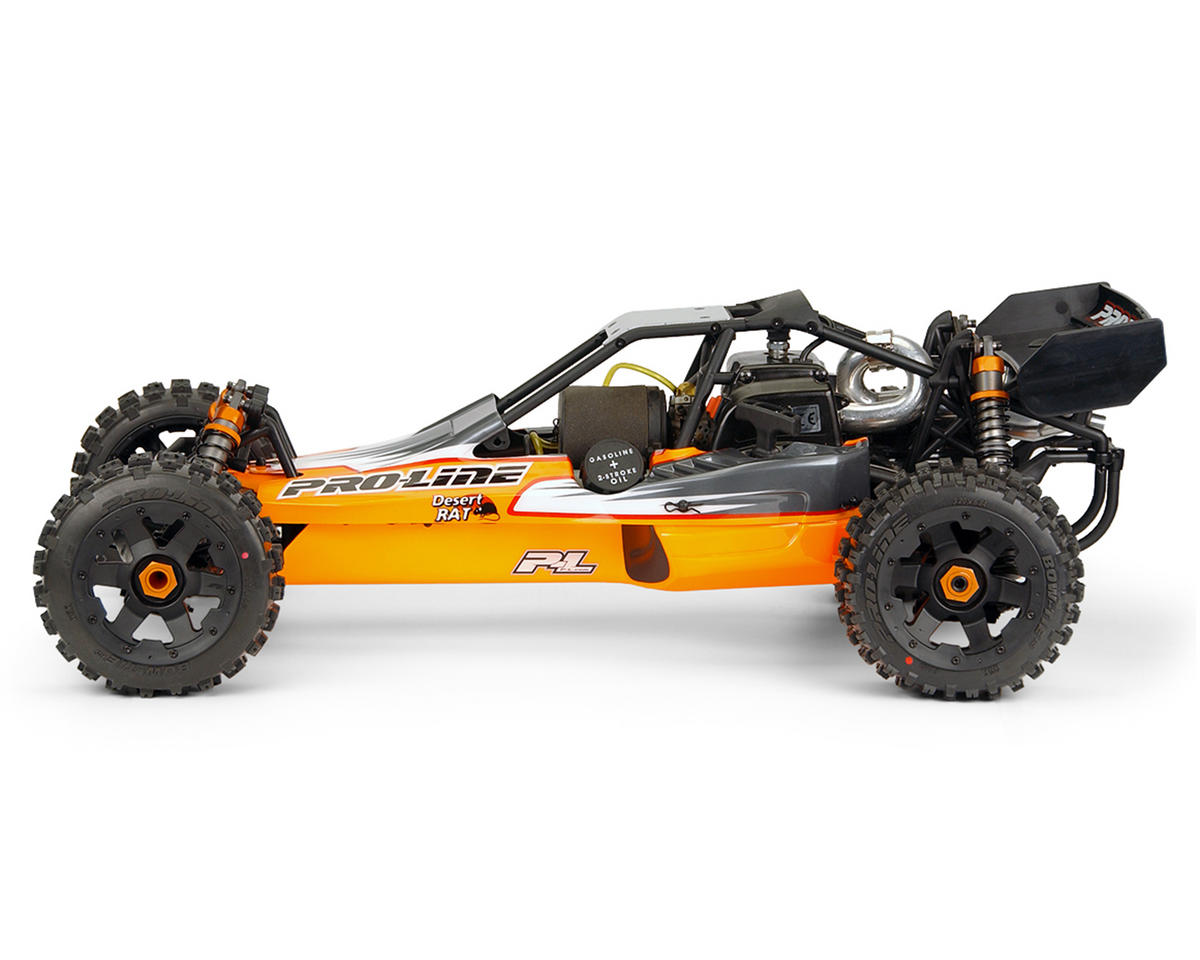 Pro-Line Undertray (Clear) (Baja 5B)