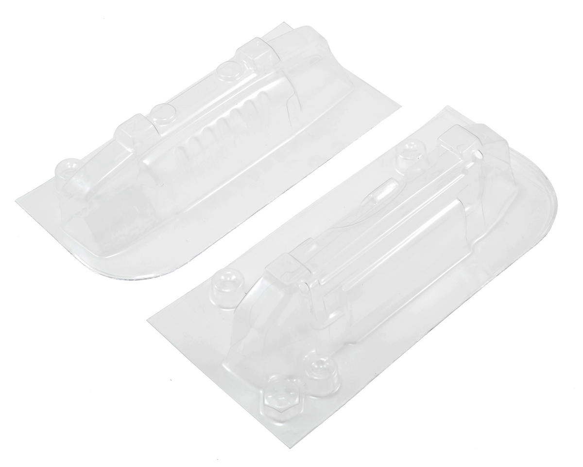 2009 Jeep Wrangler 1/10 Crawler Body (Clear) by Pro-Line