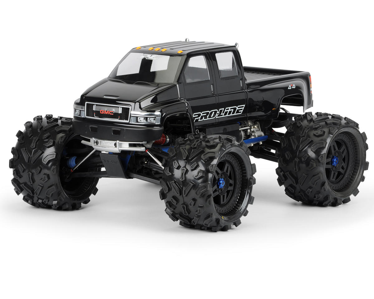 Pro-Line GMC Top Kick Monster Truck Body (Clear)