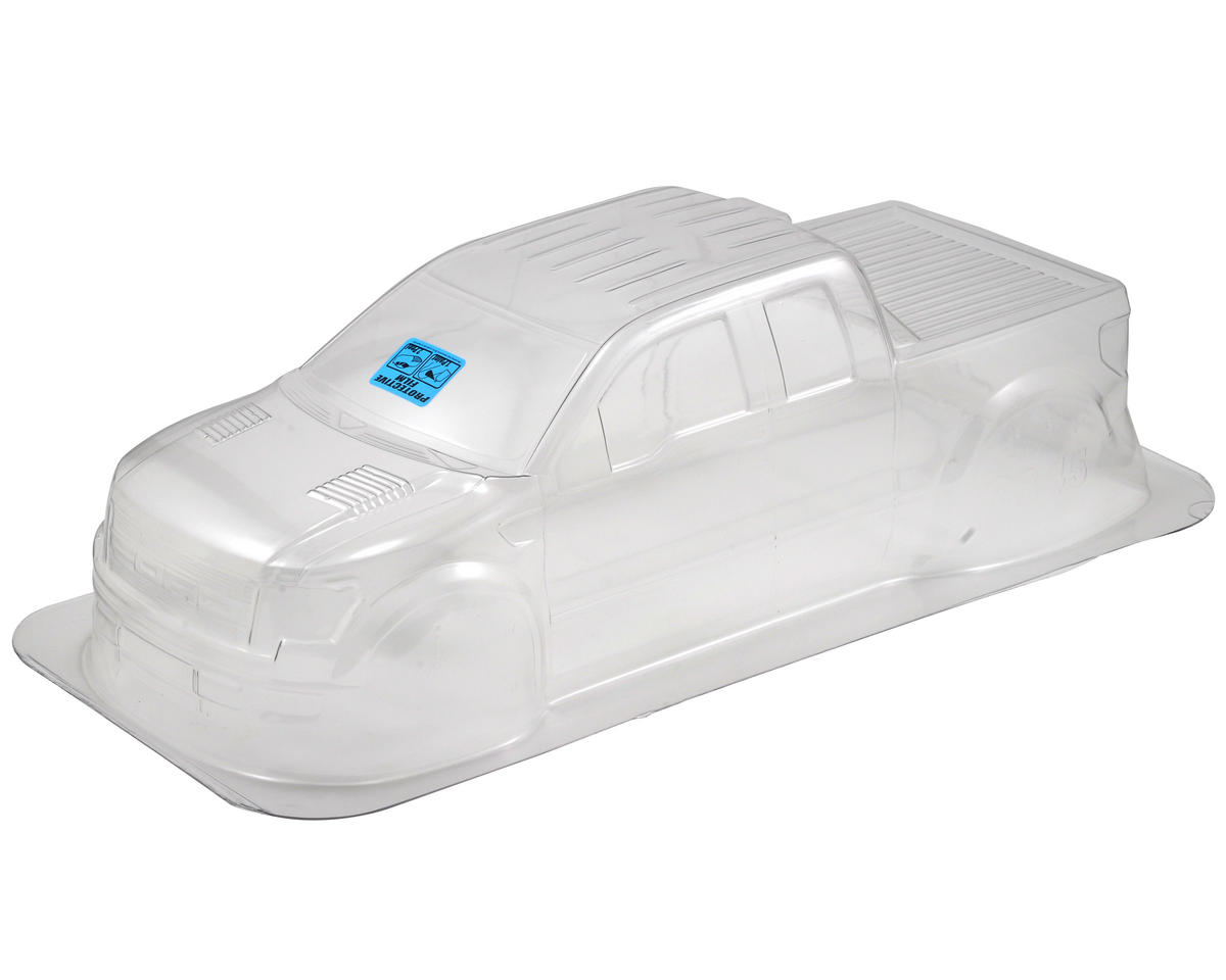 Pro-Line Ford F-150 SVT Raptor Body (Clear) (HPI Savage)