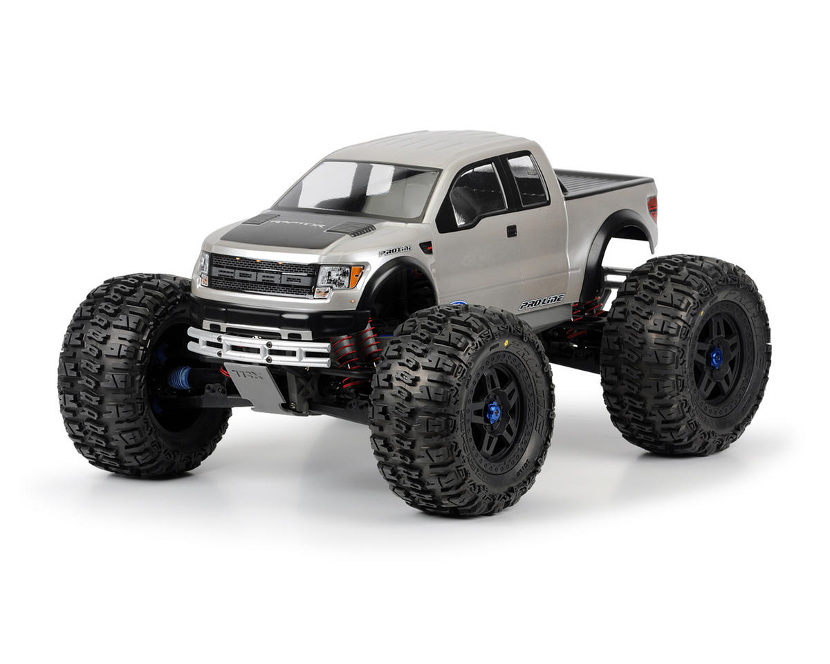 Pro-Line Ford F-150 SVT Raptor Body (Clear)