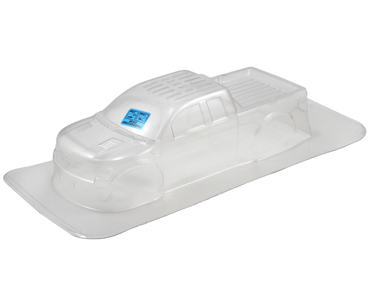 F-150 SVT Raptor Body (Clear) (Stampede 4x4) by Pro-Line