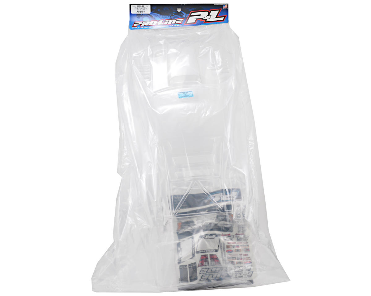 Pro-Line Flo-Tek Body (Clear) (Slash/SC10/SC6/Blitz)