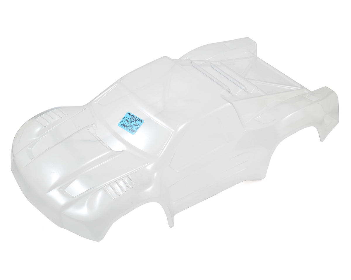 Pro-Line Flo-Tek Pre-Cut Body (Clear) (Team Associated SC10 4x4)