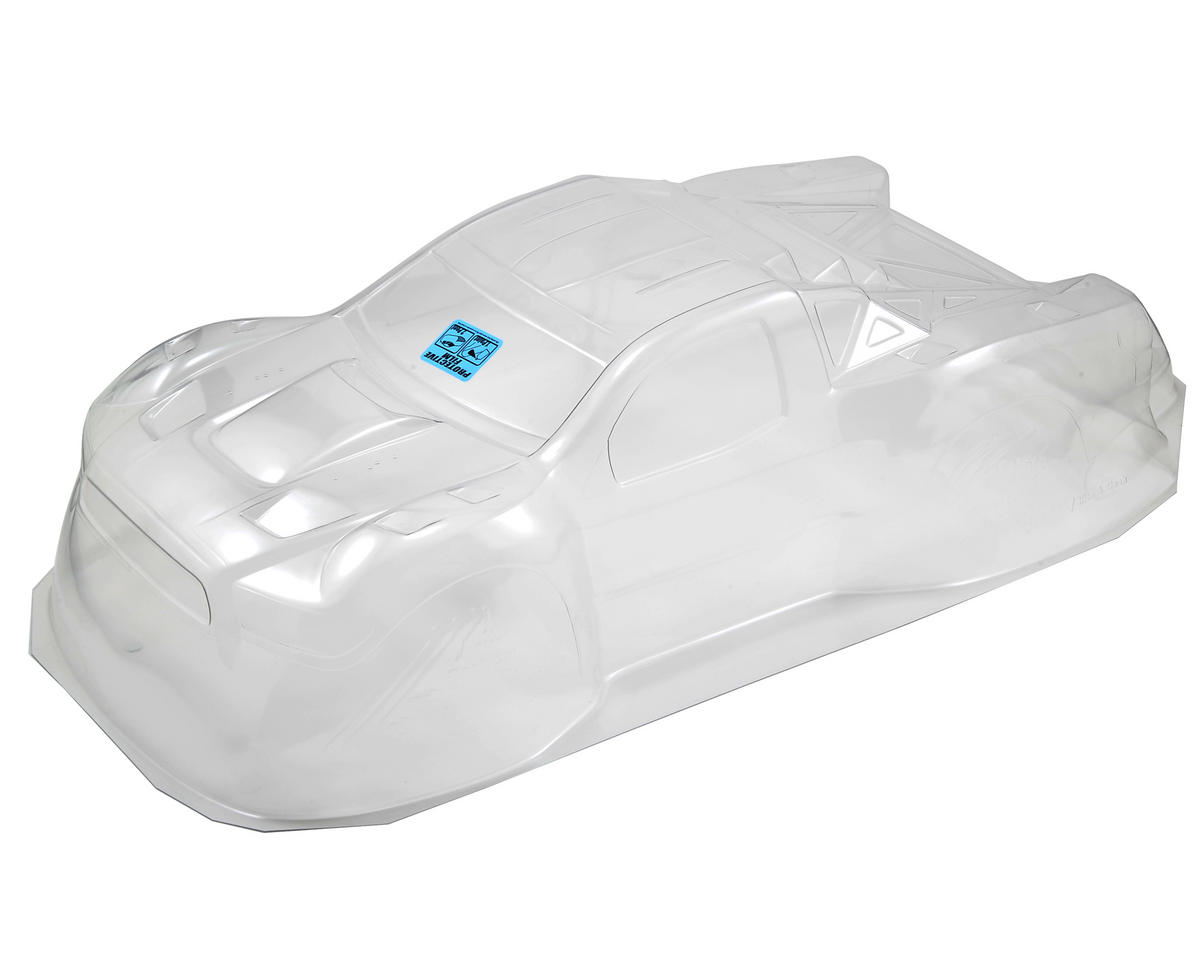 Pro-Line Toyota Tundra Body (Clear) (Team Associated SC10 4x4)
