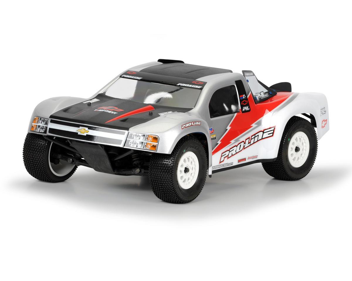 Pro-Line Flo-Tek Chevy Silverado 1500 Body (Clear)
