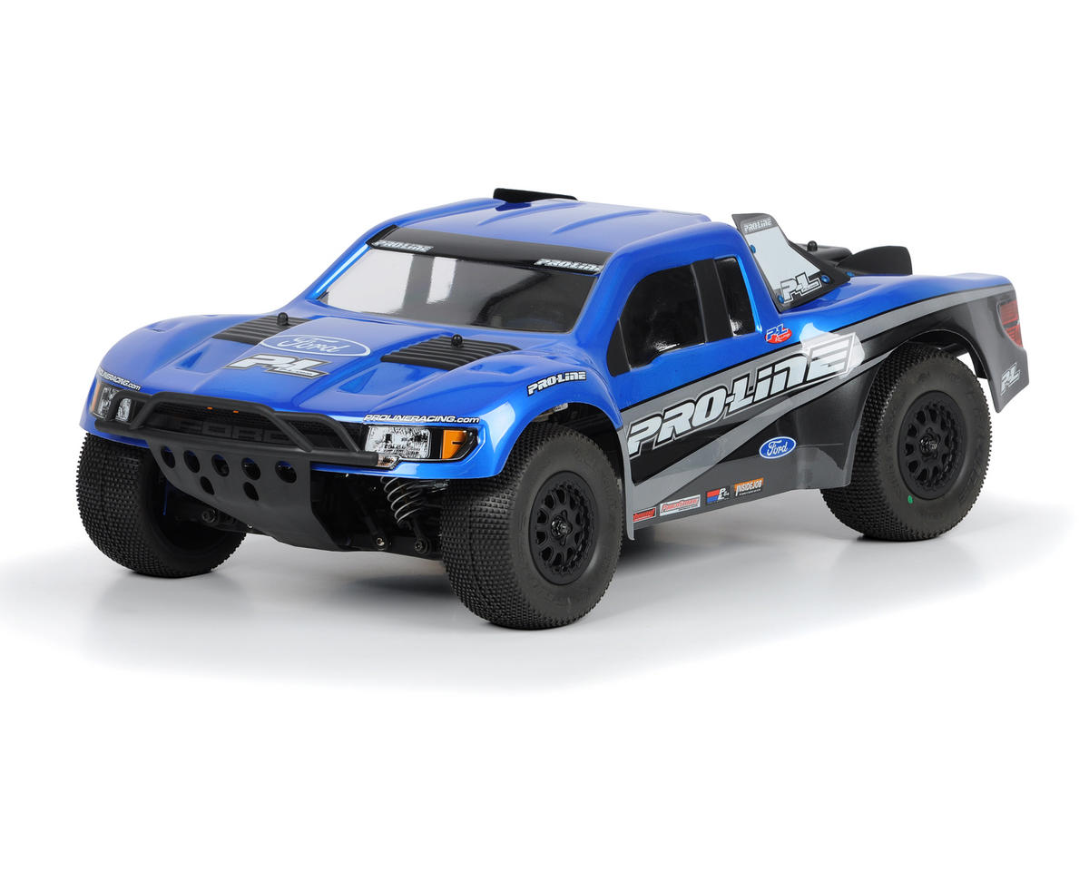 Pro-Line Flo-Tek Ford F-150 Raptor SVT Body (Clear)