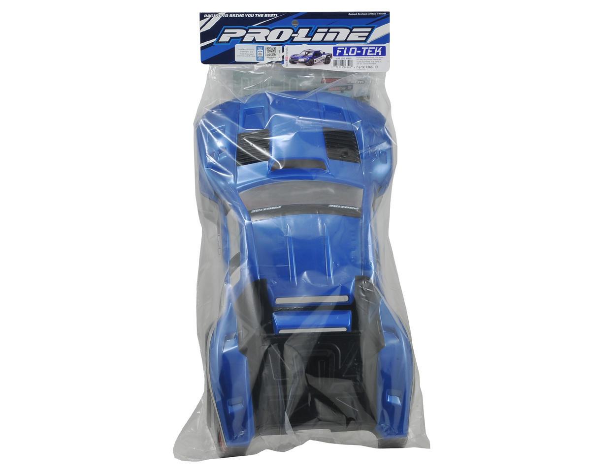 Pro-Line Flo-Tek Ford F-150 Raptor SVT Body (Blue/Stealth Scheme)