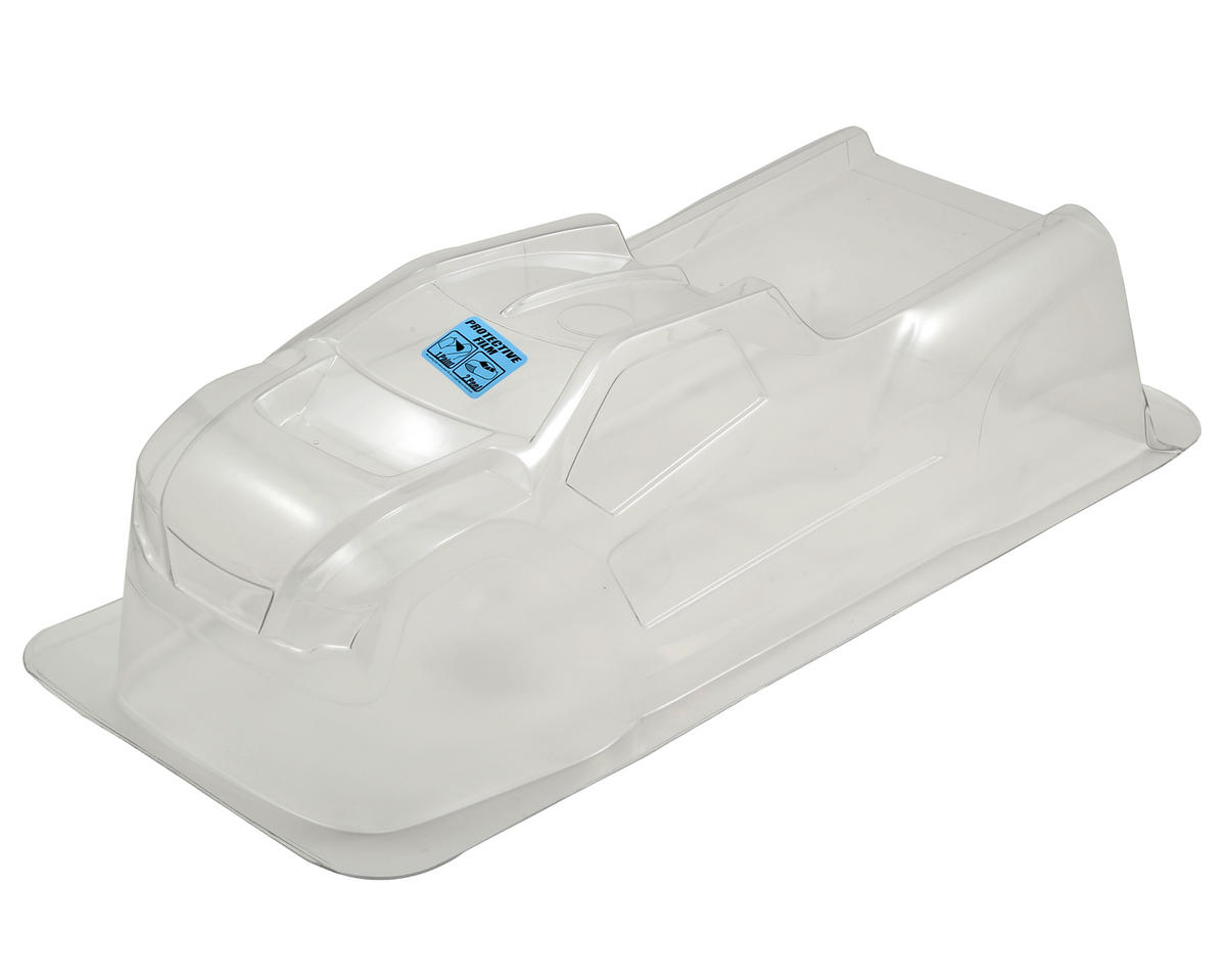 2012 BullDog 1/8 Truck Body (Clear) (Hot Bodies D8T) by Pro-Line