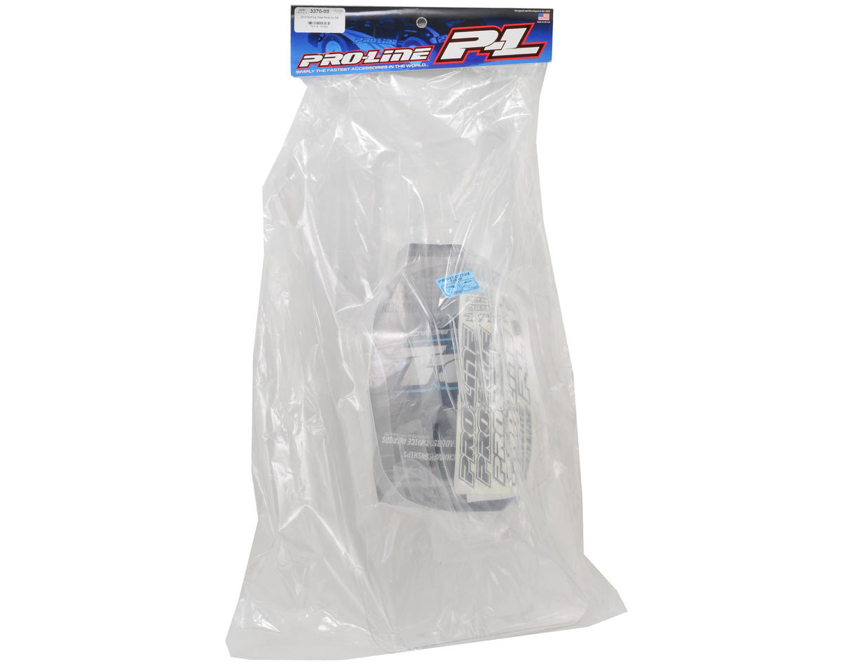 Pro-Line 2012 BullDog 1/8 Buggy Body (Clear) (Hot Bodies D8)
