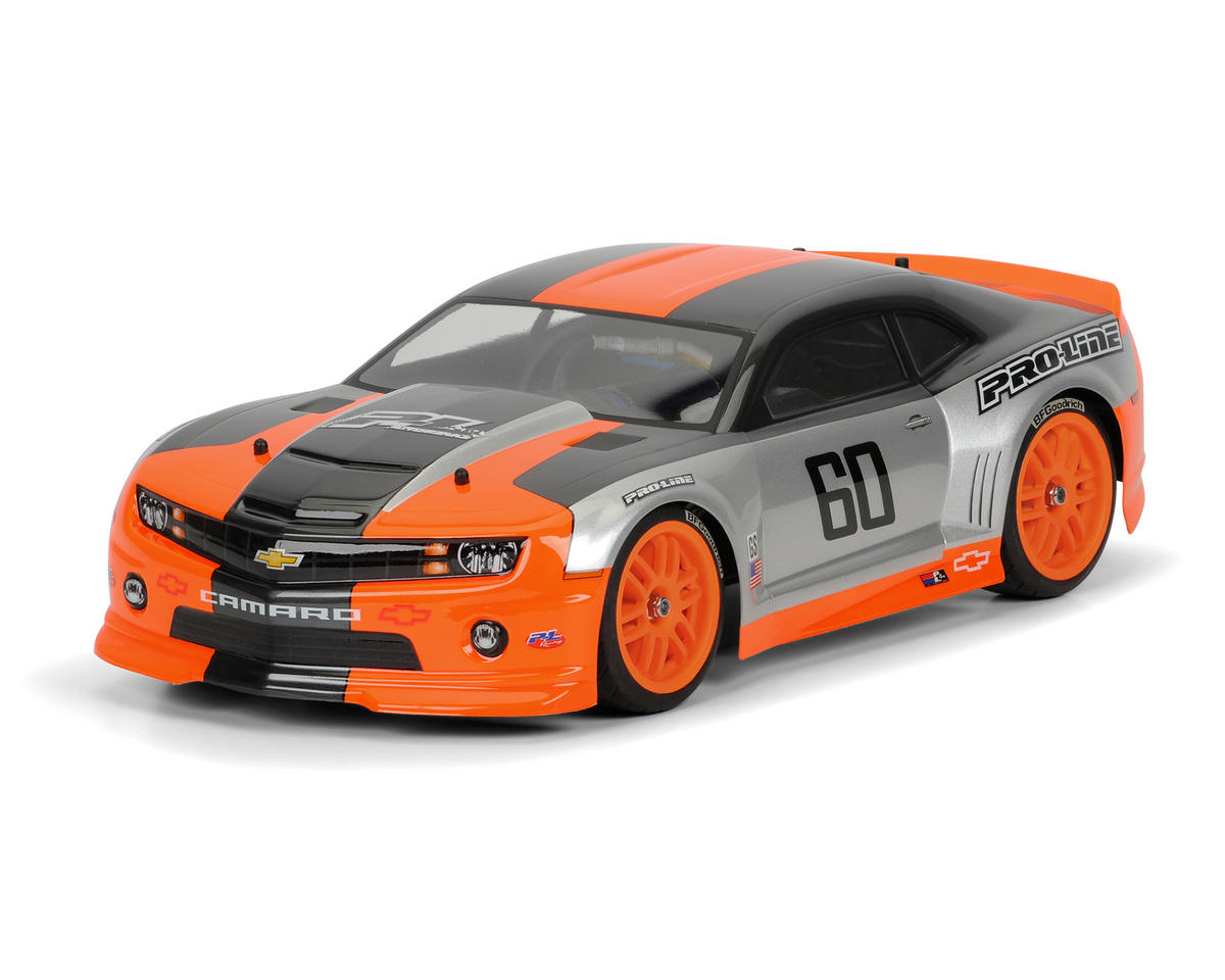 Pro-Line 1/16 2011 Camaro GS Body (Clear)