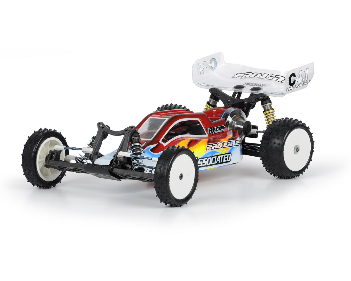 Pro-Line Centro C4.1 2012 BullDog 1/10 Buggy Body (Clear)