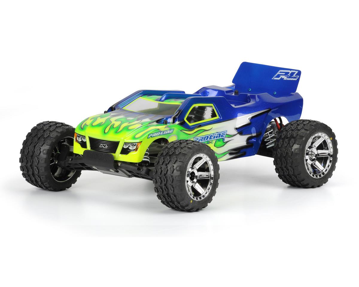 Pro-Line BullDog Stadium Truck Body (Clear) (Rustler)