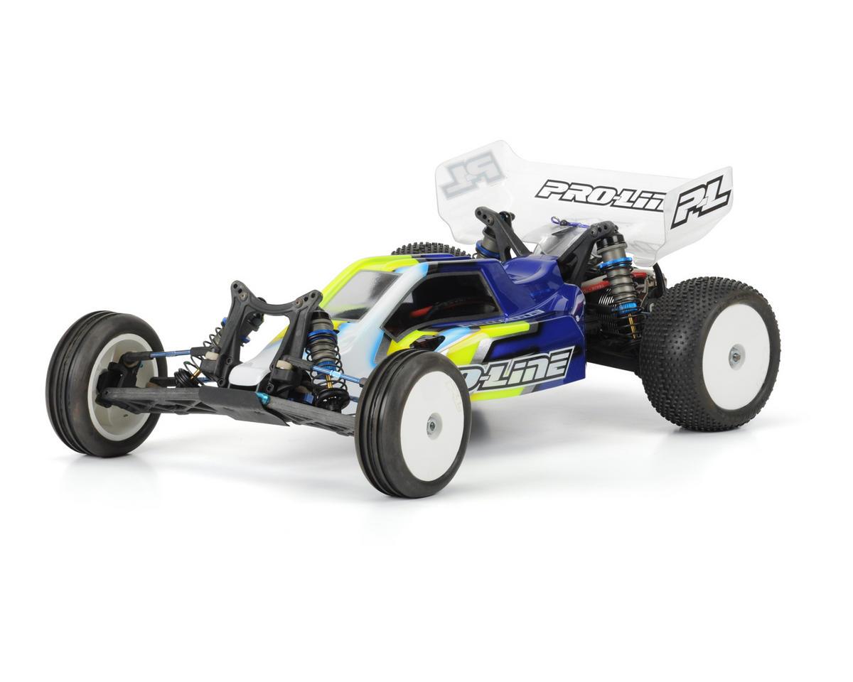 Pro-Line BullDog 1/10 Buggy Body (Clear) (B4.2)