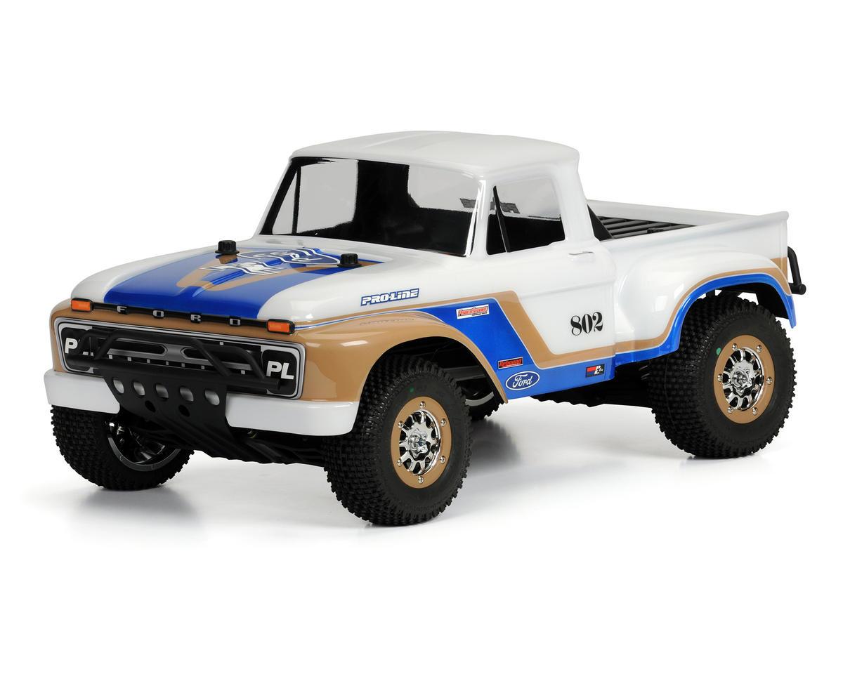 Pro Line 1966 Ford F 150 Body Clear Pro3408 00 Cars Trucks 1980 Bronco Voltage Regulator