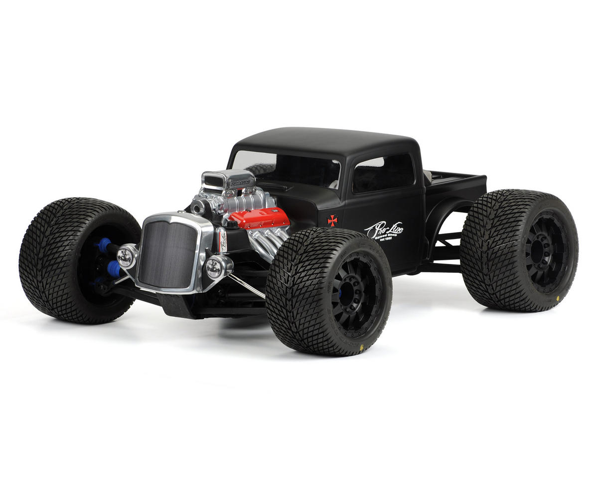 Pro-Line Rat Rod Monster Truck Body (Clear)
