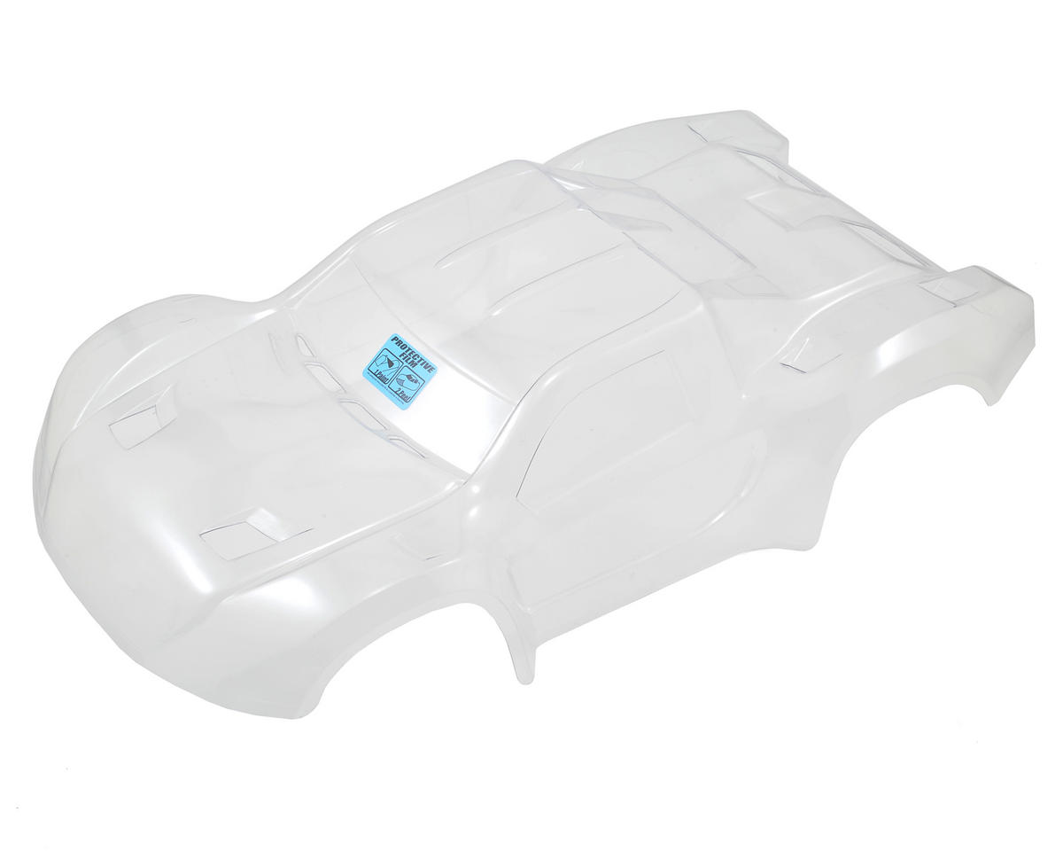 Pro-Line EVO SC Pre-Cut Body (Clear) (Team Associated SC10 4x4)