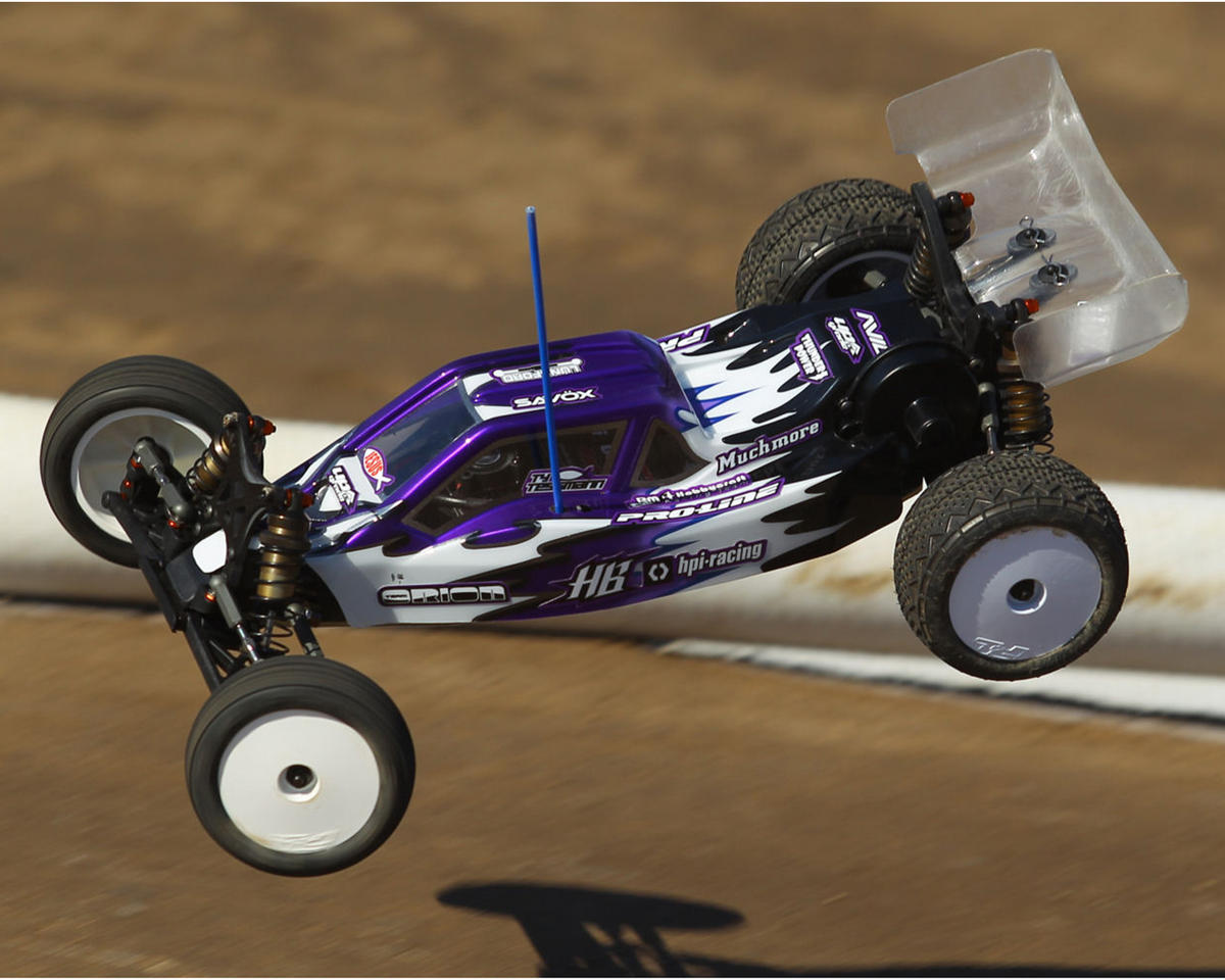 Pro-Line BullDog Gen 3 1/10 Buggy Body (Clear) (RB6)