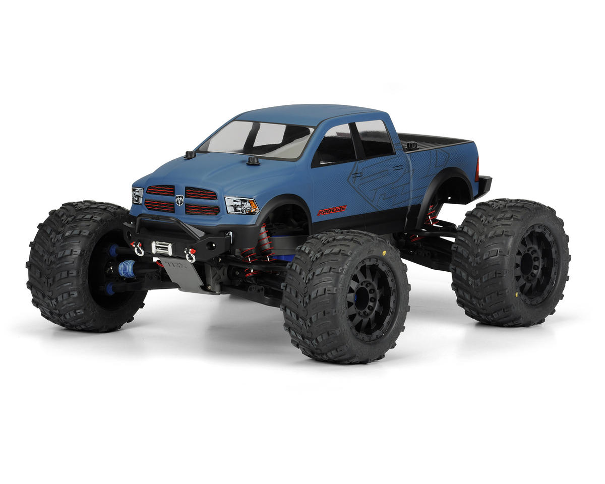 Pro-Line RAM 1500 Monster Truck Body (Clear)