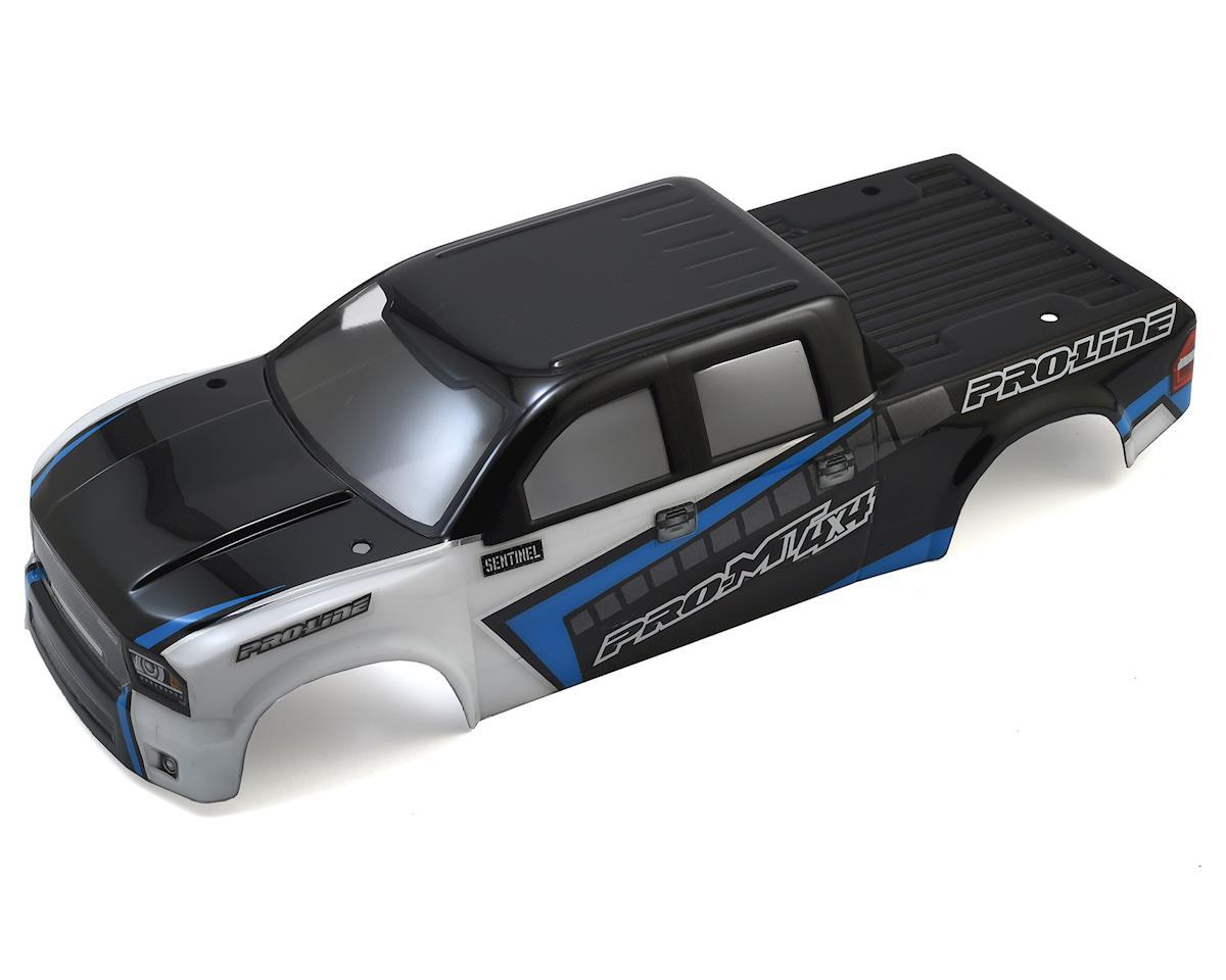 Pro-Line PRO-MT 4x4 Sentinel Pre-Painted Pre-Cut Monster Truck Body (Black)
