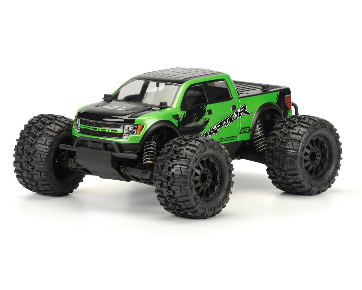 Pro-Line Ford F-150 SVT Raptor Body (Clear)  (PRO-MT)