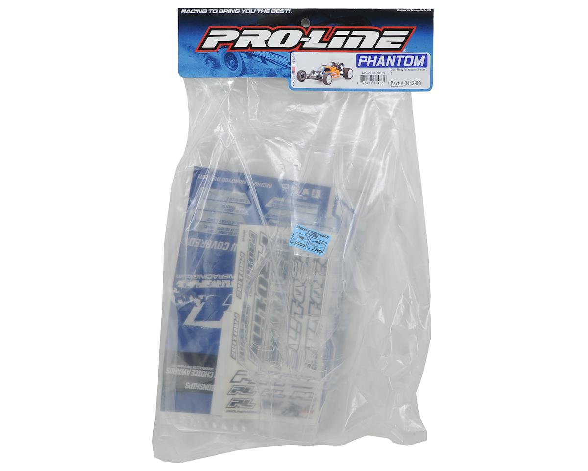 Pro-Line Phantom 1/10 Buggy Body (Clear) (B-MAX2)