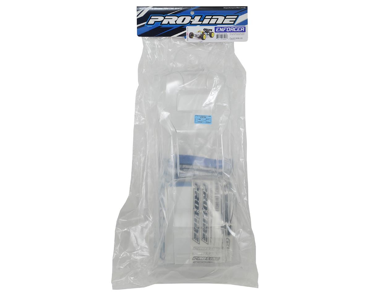 Pro-Line Enforcer Body (Clear)  (D8T Tessmann Edition)