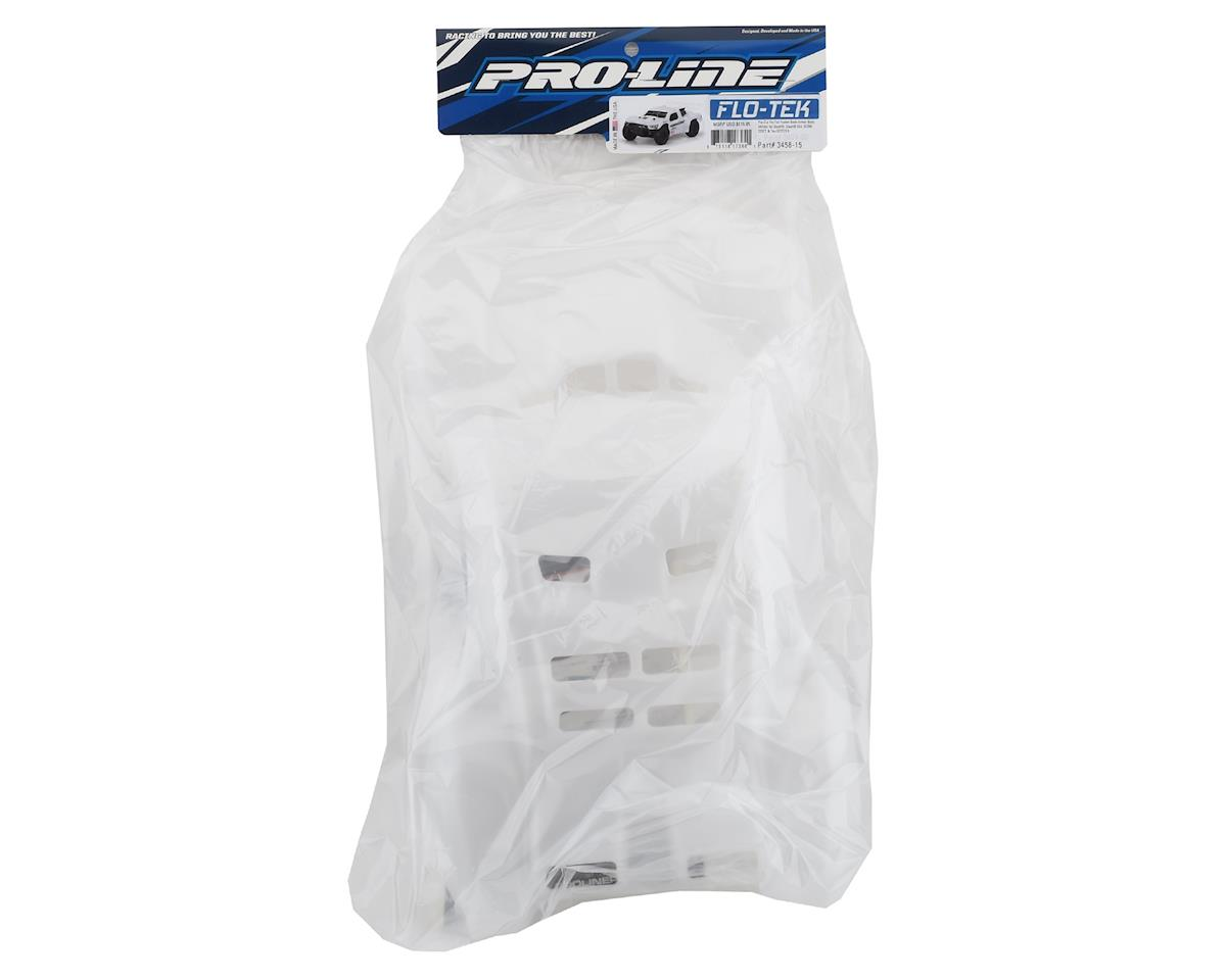 Image 2 for Pro-Line Flo-Tek Pre-Cut Bash Armor Short Course Truck Body (White)