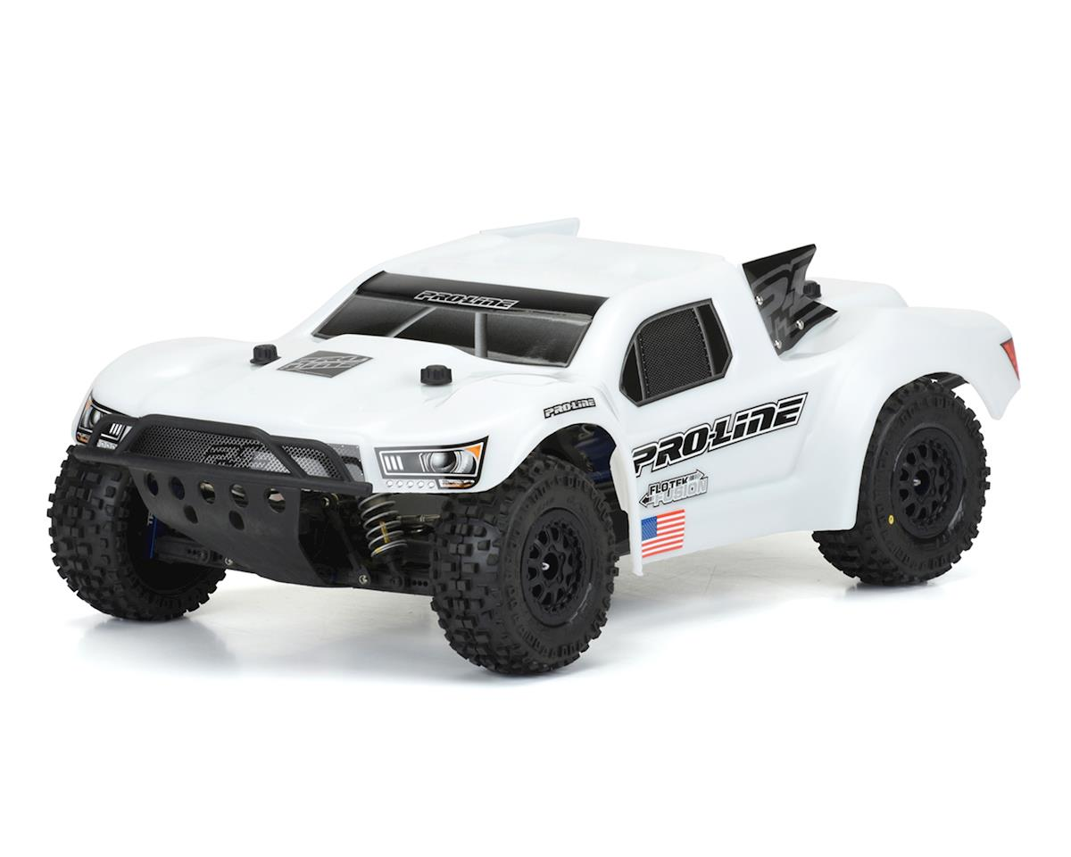 Image 3 for Pro-Line Flo-Tek Pre-Cut Bash Armor Short Course Truck Body (White)