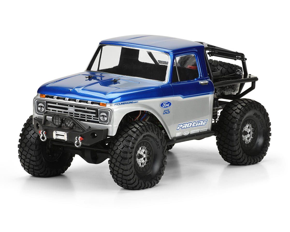 Pro-Line 1966 Ford F-100 Crawler Body (Trail Honcho)