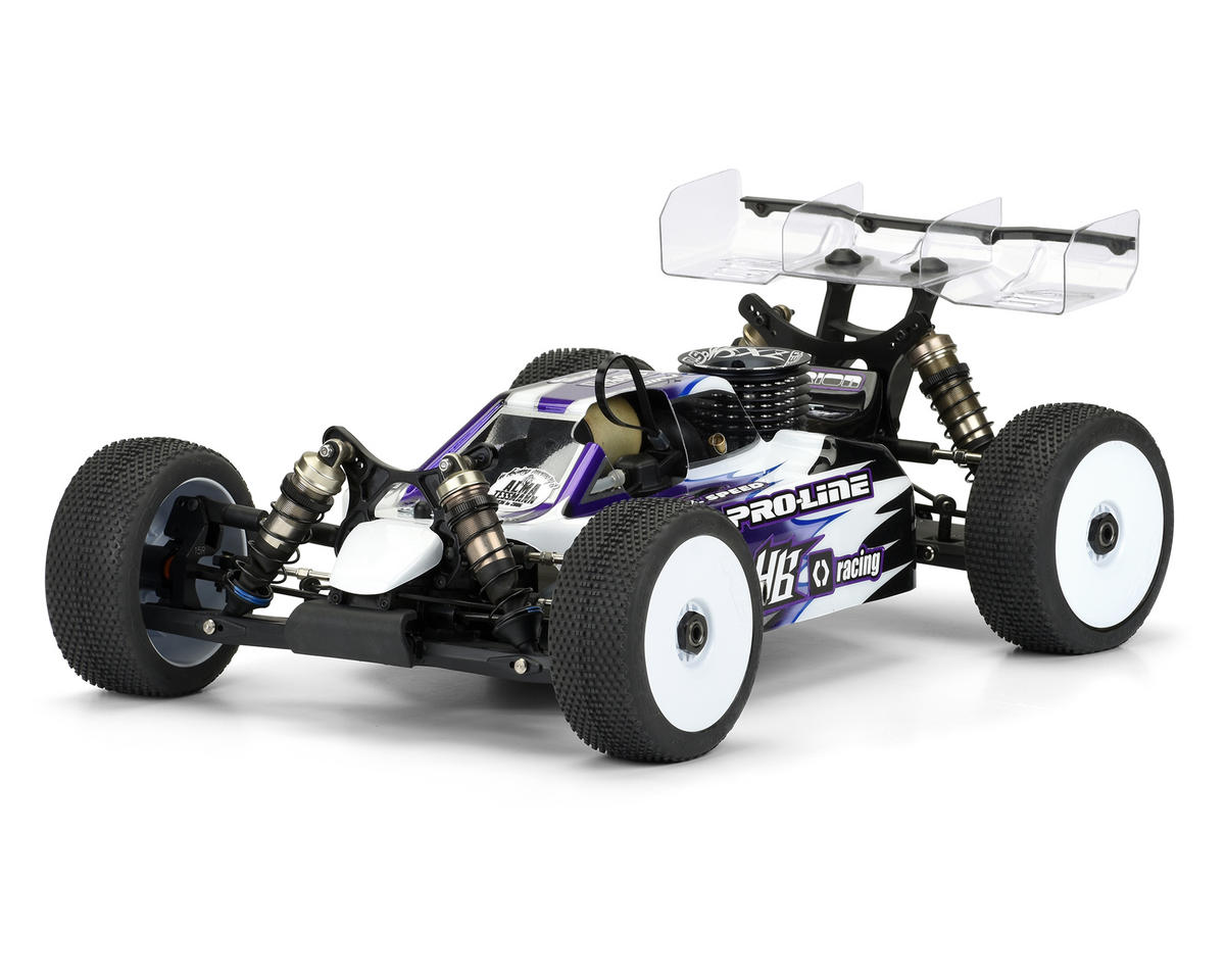"Pro-Line ""Predator"" 1/8 Buggy Body (Clear) (Hot Bodies D815)"