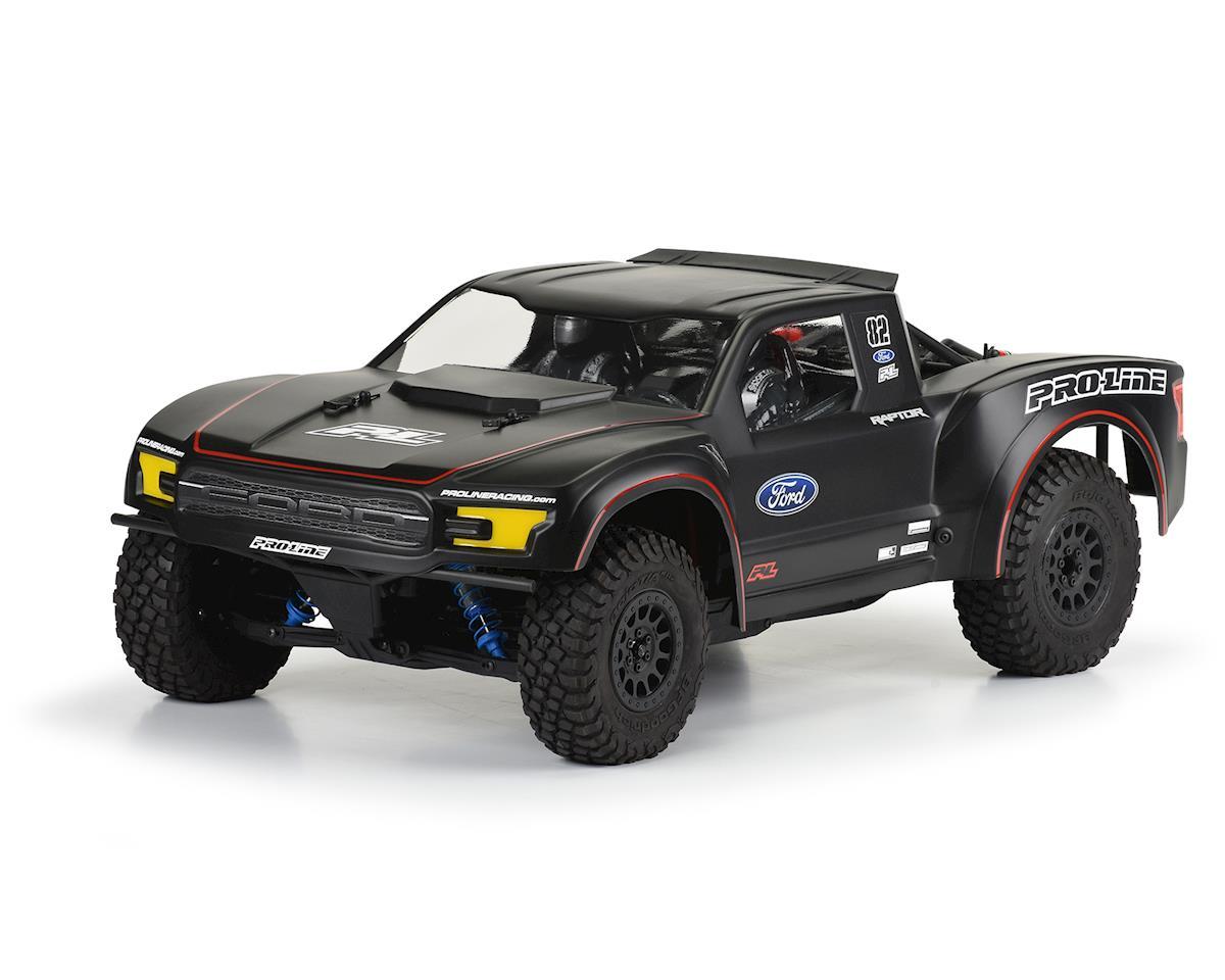 Pro Line 2017 Ford F 150 Raptor Truck Body Clear Yeti SCORE PRO3478 00