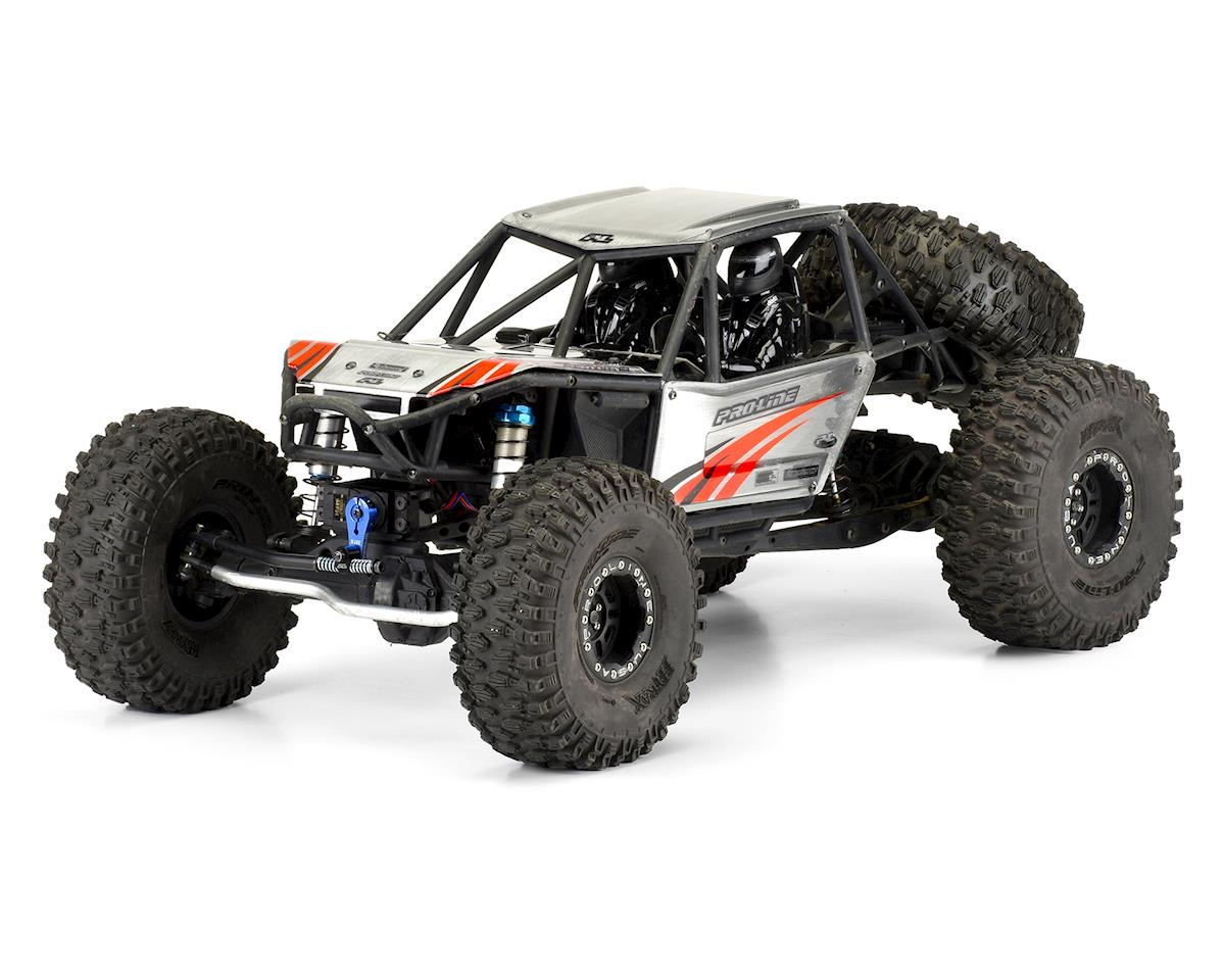 Pro-Line Axial RR10 Bomber Pro-Panels (Clear)